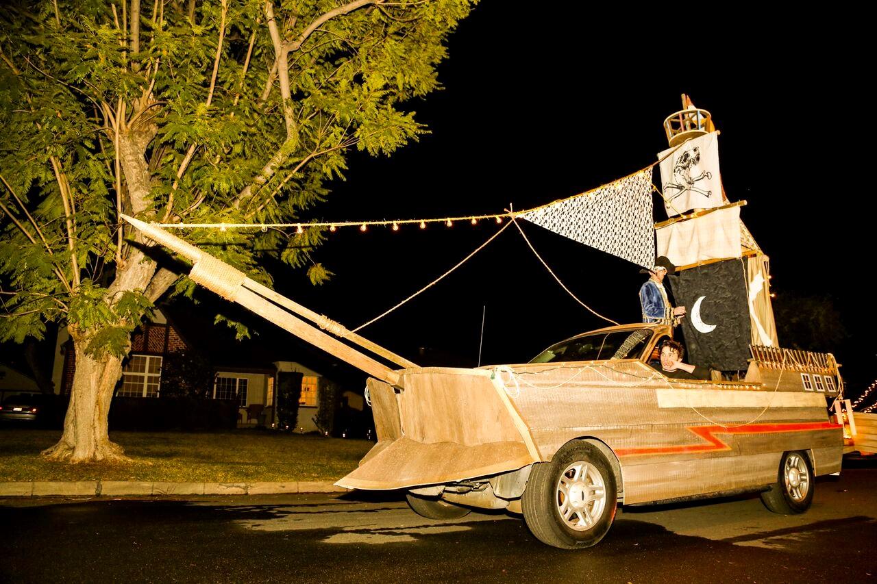 Pirate Ship Art Cars For Sale - California Burning Man 5